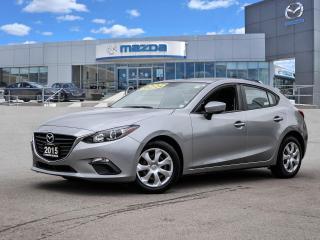 Used 2015 Mazda MAZDA3 GX for sale in Hamilton, ON