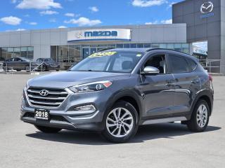 Used 2018 Hyundai Tucson SE- AWD, LEATHER, MOONROOF, BLUETOOTH for sale in Hamilton, ON