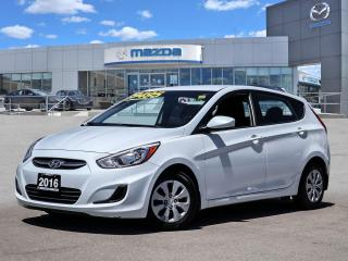Used 2016 Hyundai Accent L for sale in Hamilton, ON