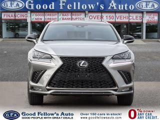Used 2018 Lexus NX F SPORT PKG, AWD, LEATHER SEATS, SUNROOF, PCS for sale in Toronto, ON