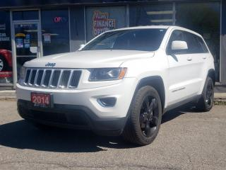 Used 2014 Jeep Grand Cherokee 4WD 4Dr Laredo for sale in Bowmanville, ON