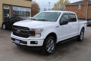 Used 2019 Ford F-150 XLT SPORT for sale in Brampton, ON
