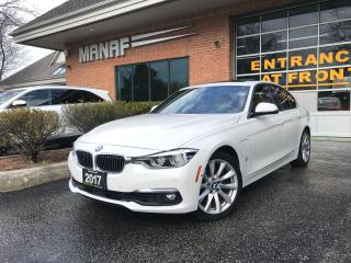 Used 2017 BMW 3 Series 330e Plug-In Hybrid RWD Sunroof  Navi Certified* for sale in Concord, ON