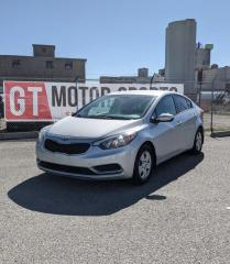 Used 2016 Kia Forte LX | $0 DOWN - EVERYONE APPROVED! for sale in Calgary, AB