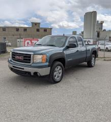 Used 2010 GMC Sierra 1500 SLE | $0 DOWN - EVERYONE APPROVED! for sale in Calgary, AB
