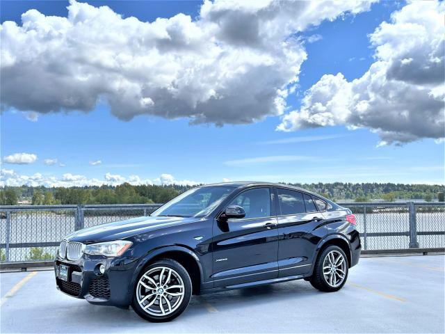 2015 BMW X4 xDrive28i M-SPORT - $240 BW TAX INC. $0 DOWN