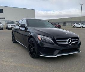 Used 2015 Mercedes-Benz C-Class C 300 4MATIC | $0 DOWN - EVERYONE APPROVED! for sale in Calgary, AB