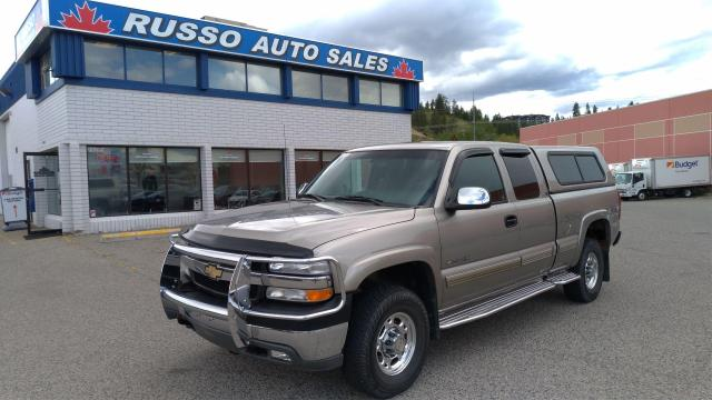2001 Chevrolet Silverado 2500 HD - 6.0L Vortec, 6ft 6in Box