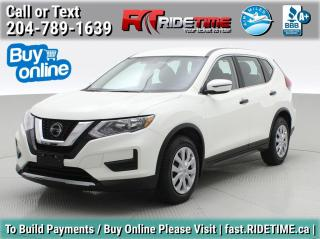 Used 2019 Nissan Rogue S for sale in Winnipeg, MB