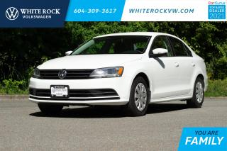 Used 2016 Volkswagen Jetta 1.4 TSI Trendline+ *APP CONNECT* *HEATED SEATS* *BACK UP CAMERA* *PERFECT COMMUTER* for sale in Surrey, BC
