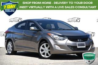 Used 2012 Hyundai Elantra Limited LIMITED | AUTO | LEATHER | SUNROOF | for sale in Kitchener, ON