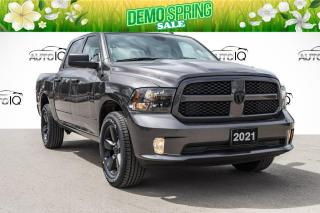 Used 2021 RAM 1500 Classic Tradesman DEALER DEMO for sale in Innisfil, ON