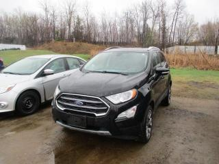 Used 2018 Ford EcoSport Titanium for sale in North Bay, ON