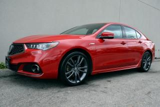 Used 2018 Acura TLX Tech A-Spec SH-AWD for sale in Vancouver, BC