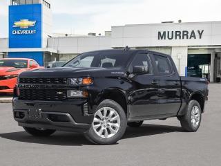 New 2021 Chevrolet Silverado 1500 Custom Trail Boss for sale in Winnipeg, MB