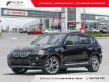 Photo of Black 2016 BMW X3