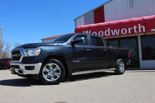 Used 2019 RAM 1500 Big Horn for sale in Kenton, MB