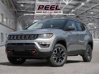 New 2021 Jeep Compass Trailhawk for sale in Mississauga, ON