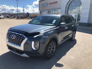 Used 2021 Hyundai PALISADE LUXURY,7 SEATER,NAVIGATION,SUNROOF for sale in Slave Lake, AB