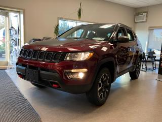 New 2021 Jeep Compass Trailhawk for sale in Spragge, ON