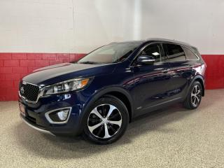Used 2016 Kia Sorento AWD 3.3L 7 PASSENGER BSPOT ASSIST-PANORAMIC ROOF for sale in North York, ON