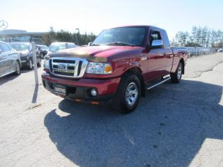 Used 2009 Ford Ranger ACCIDENT FREE for sale in Newmarket, ON