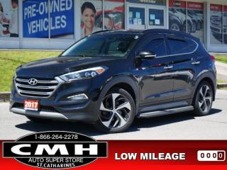 Used 2017 Hyundai Tucson 1.6T Limited AWD  NAV ROOF HTD-S/W 19-AL for sale in St. Catharines, ON