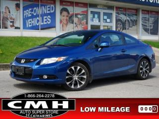 Used 2013 Honda Civic coupe si for sale in St. Catharines, ON