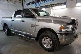 Used 2013 RAM 2500 SLT PLUS 4x4 NAVI CAMERA CERTIFIED 2YR WARRANTY *1 OWNER*FREE ACCIDENT* BED COVER for sale in Milton, ON