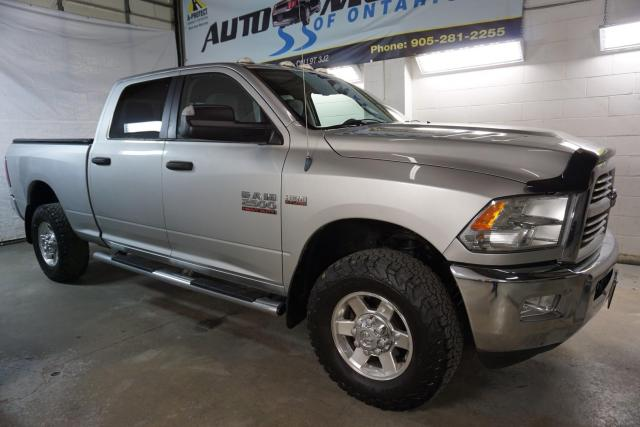 2013 RAM 2500 SLT PLUS 4x4 NAVI CAMERA CERTIFIED 2YR WARRANTY *1 OWNER*FREE ACCIDENT* BED COVER