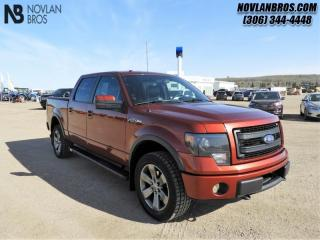 Used 2014 Ford F-150 FX4  - Navigation - Alloy Wheels for sale in Paradise Hill, SK
