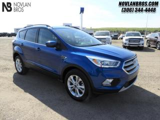 Used 2017 Ford Escape SE  - Bucket Seats - CD Player for sale in Paradise Hill, SK