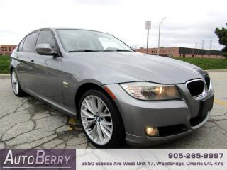 Used 2011 BMW 3 Series 328i xDrive Accident Free! for sale in Woodbridge, ON