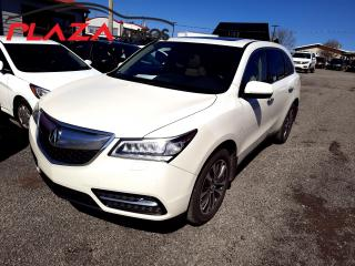 Used 2014 Acura MDX SH-AWD 4dr Nav Pkg for sale in Beauport, QC