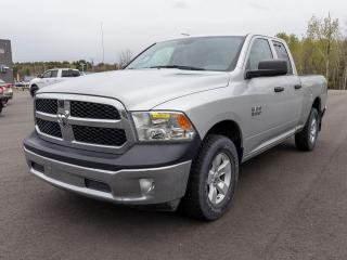Used 2017 RAM 1500 ST 4X4 CLIMATISEUR HITCH *BAS KILOMÉTRAGE* for sale in St-Jérôme, QC