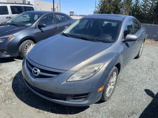 Used 2010 Mazda MAZDA6 MAZDA 6 / AUTOMATIQUE / TOIT OUVRANT / A for sale in Sherbrooke, QC