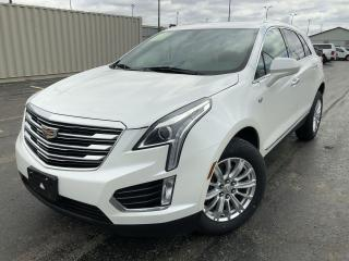 Used 2017 Cadillac XT5 2WD for sale in Cayuga, ON