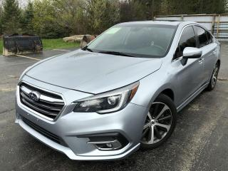 Used 2019 Subaru Legacy LIMITED AWD for sale in Cayuga, ON