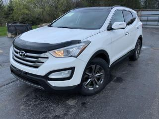 Used 2015 Hyundai Santa Fe Sport AWD for sale in Cayuga, ON