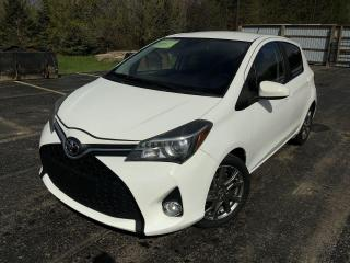 Used 2015 Toyota Yaris SE for sale in Cayuga, ON