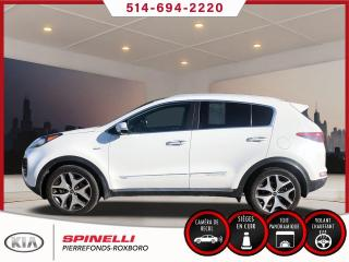 Used 2017 Kia Sportage SX Turbo CHAUD for sale in Montréal, QC