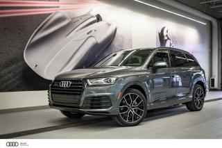 Used 2019 Audi Q7 PROGRESSIV - V6T 3.0L - AWD QUATTRO for sale in Sherbrooke, QC