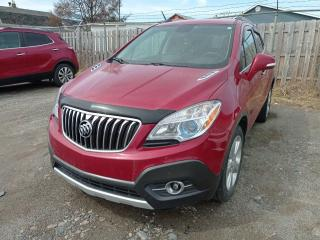 Used 2015 Buick Encore ENCORE AWD for sale in La Sarre, QC