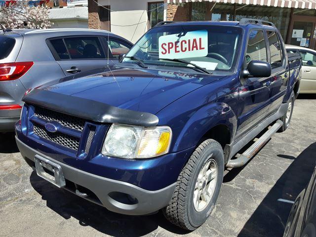2005 Ford Explorer Sport Trac XLT SportTrac Comfort 4x4
