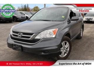 Used 2011 Honda CR-V EX-L | Automatic for sale in Whitby, ON