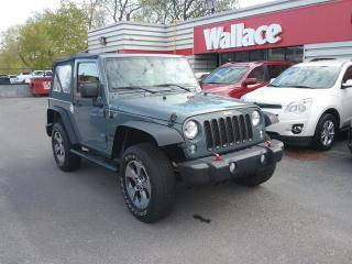 Used 2014 Jeep Wrangler Sport 4WD for sale in Ottawa, ON