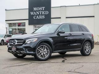 Used 2017 Mercedes-Benz GLC 300 4MATIC|AMG RIMS|BURMESTER SOUND|BEIGE LEATHER for sale in Kitchener, ON