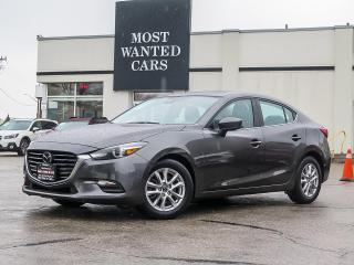 Used 2018 Mazda MAZDA3 GS|HUD|SUNROOF|BLIND SPOT|LDW|ACC for sale in Kitchener, ON