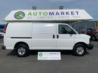 Used 2012 GMC Savana G2500 Cargo VERY NICE! FREE BCAA & WRNTY! for sale in Langley, BC