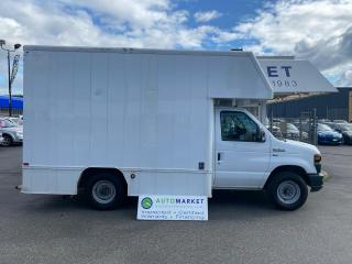 Used 2014 Ford Econoline E-350 CUBE! PROPANE & GAS!! DUAL FUEL! FREE BCAA & WRNTY! for sale in Langley, BC